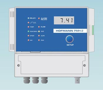 Hofmann pH and ORP Controllers