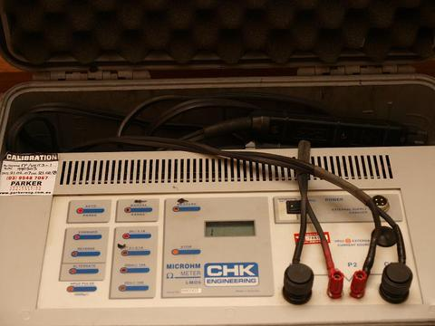 CHK Low Ohms Tester