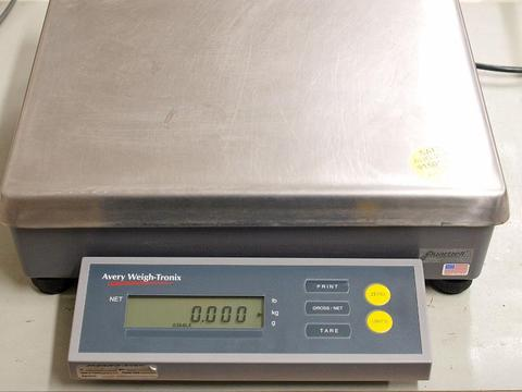 Avery Weigh-tronix Scale Balance