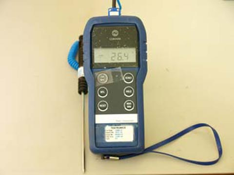 Comark Thermocouple Thermometer