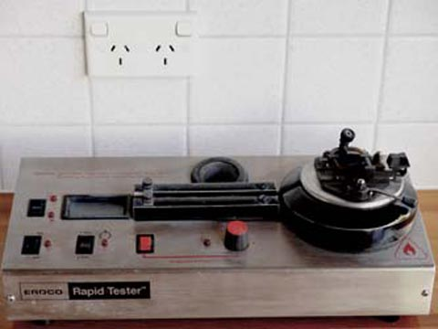 ERDCO Rapid Tester Flashpoint Tester