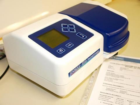 Jenway 6310 Spectrophotometer