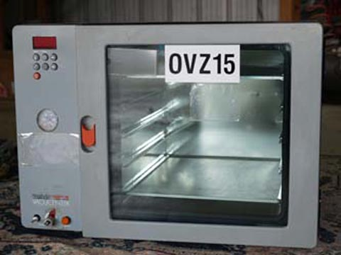 Salvis Vaccucentre Oven