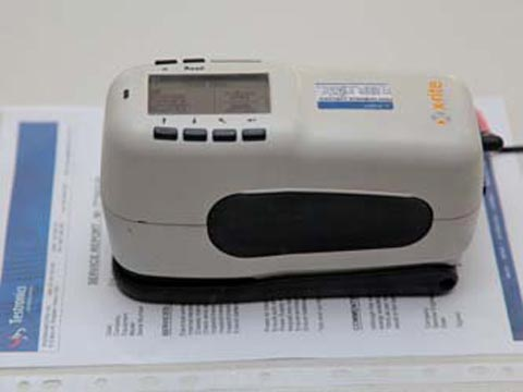 Xrite Colour Spectrophotometer